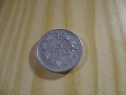 France - 5 Francs Lavrillier 1950 Alu.N°1691. - J. 5 Franchi
