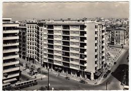 ROMA - PIAZZA S. EMERENZIANA - 1956 - BUS - FILOBUS - Vedi Retro - Autres