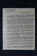 GUERRE 1939/45 - Avis à La Population De La Défense Passive Pour Consignes Lors Des Alertes Aériennes - L 85083 - Documentos