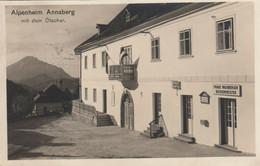AK - NÖ - Alpenheim Annaberg - Mit Alter Bäckerei Franz Wachberger - 1928 - Lilienfeld