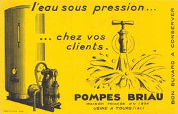Lot De 10 Buvards Divers Lot N°6 Vendus En L'état - Colecciones & Series
