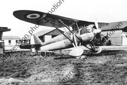 PHOTO AVION  RETIRAGE REPRINT   DEWOITINE 371 - Aviation