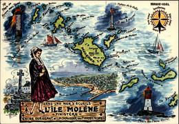 29 - ILE MOLENE - Homualk - Other Municipalities