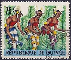 Guinée 1966 - Mi 401 - YT 292 ( Folk Dance ) - Danza