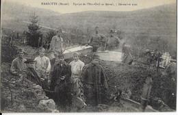 55 MARBOTTE  . EQUIPE DE L'ETAT CIVIL AU TRAVAIL 7 DECEMBRE 1920 - Otros Municipios