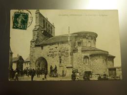 Cantal, Saint-Urcize, L'église - Sonstige Gemeinden