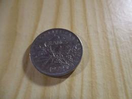 France - 5 Francs Semeuse 1972.N°1715. - J. 5 Francs