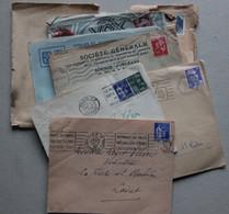 Lot De 16 Enveloppes (sans Courrier) - 1921-1960: Periodo Moderno