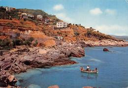 Cartolina Copanello Scogliera 1973 - Catanzaro