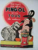 PINGOL    SAINT OGAN  ( WILLEMS & BLANDAIN ) - Paperboard Signs