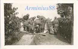 La France Sous L'occupation Allemande - Orthez, Pyrénées-Atlantiques - Beerdigung (Funérailles) - Gefreiter Böswald - Guerre, Militaire