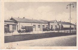 Breda Station Auto Van Gend & Loos V698 - Breda