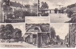 Hardenberg Brug Gemeentehuis D418 - Andere