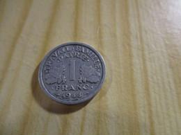 France - 1 Franc Francisque 1944 B.N°1727. - H. 1 Franc
