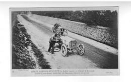 COUPE GORDON BENNETT-CIRCUIT D AUVERGNE 5 JUILLET 1904 - Non Classificati
