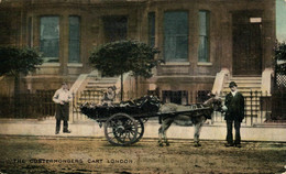THE COSTERMONGERS CART LONDON  SOCIAL HISTORY   ANE DONKEY EZEL ESEL MULES Donkeycollection - Sonstige