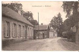 GROBBENDONK HOFEIND DUITSE MILITAIR 9.12.1914 FELDPOST GEEN STEMPEL 1785 - Grobbendonk