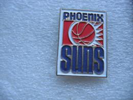 Pin's Des Suns De Phoenix, Franchise De Basket-ball De La NBA Basée à Phoenix, Dans L'Arizona. Fondée En 1968 - Pallacanestro