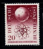 Bund Allemagne 1955 Mi. 214 Neuf ** 100% 20 Pf, Recherche, Science - Nuevos