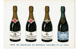 Saint Peray  Vins En Gros Bourgogne De Bordeaux Et Des Côtes Du Rhône Maison Gustave Brechon Fondée En 1859 - Saint Péray