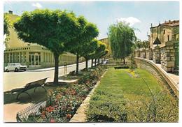83 - BRIGNOLES - Les Jardins De La Poste - Ed. GAI-SOLEIL N° 855 - Brignoles