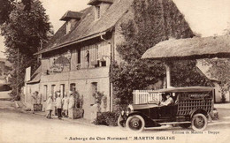 "MARTIN EGLISE - ""Auberge Du Clos Normand"", Animée - Sin Clasificación"