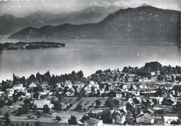 Meggen - Mit Dem Flugzeug über...           Ca. 1950 - LU Lucerne