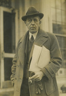 USA Pennsylvania Senateur David Reed Ancienne Photo Presse 1920's - Oud (voor 1900)