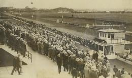 Cuba La Havane Oriental Park Champ De Course De Chevaux Ancienne Photo Presse 1928 - Oud (voor 1900)