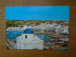 Grèce , Myconos , Vue - Griekenland