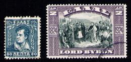 GREECE 1924 - Set Used - Usados
