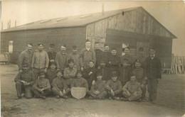 FRIEDRICHSFELD CAMP DE PRISONNIERS CARTE PHOTO - Guerra 1914-18