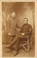 FRIEDRICHSFELD CARTE PHOTO CAMP DE PRISONNIERS    EMILE REMES - Guerra 1914-18