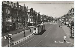 Den Haag Tram Tramway Strassenbahn Trolley Beeklaan HTM Lijn 12 1960s - Den Haag ('s-Gravenhage)