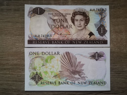 New Zealand 1 Dollar 1989-1992 UNC - New Zealand