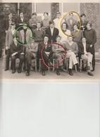 Enghien ( Edingen ) : College Saint-Augustin / 1°scientifique + 1°economique / Professeur Jean Bourion 1970-1971 - Zonder Classificatie