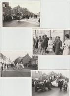 Renaix / Ronse : A La Kermesse 22/05/1967 --- 4 Photos - Plaatsen