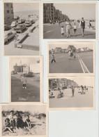 Koksijde : Uitstap Fam. Bourion  In 1962 - Plaatsen