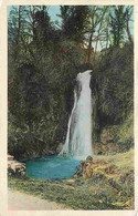 82 - Caylus - La Cascade - Colorisée - Voir Timbre - Oblitération Ronde De 1943 - CPA - Voir Scans Recto-Verso - Caylus