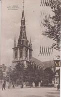 Liege - Place Saint-Paul - La Cathedrale - Liege