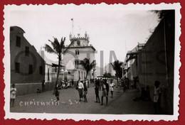 CABO VERDE - SAO VICENTE - MINDELO - CAPITANIA DO PORTO - 1940 REAL PHOTO - Plaatsen