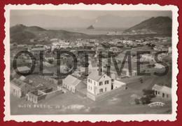 CABO VERDE - SAO VICENTE - MINDELO - VISTA PARCIAL - 1940 REAL PHOTO - Plaatsen