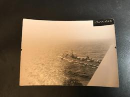 PHOTO Avant Novemvre 1942 - CROISEUR «FANTASQUEX81» - Boten