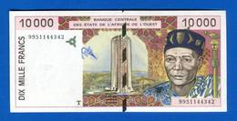 Togo  T  Sig  29   10.000 Fr  Sup  Neuf - Togo