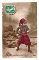 (Guerre 1914-18) 1582, WA 6165, Zouave Enfant - Guerra 1914-18