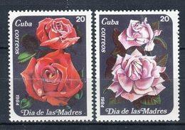 Cuba 1984. Yvert 2544-45 ** MNH. - Neufs