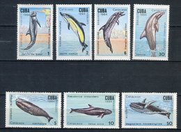 Cuba 1984. Yvert 2522-28 ** MNH. - Neufs
