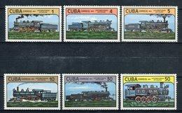 Cuba 1984. Yvert 2551-56 ** MNH. - Neufs