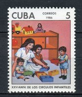 Cuba 1986. Yvert 2682 ** MNH. - Neufs