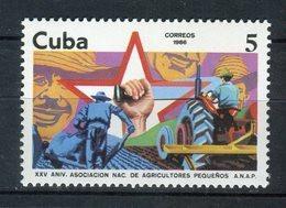 Cuba 1986. Yvert 2700 ** MNH. - Neufs